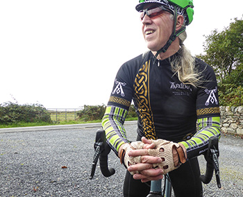 ardbeg celtic cycle jersey