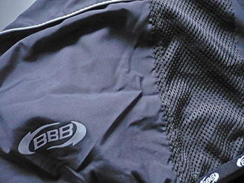 bbb mistralshield jacket rear pocket