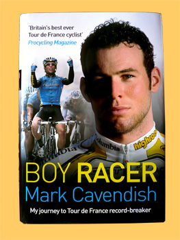 boy racer - mark cavendish