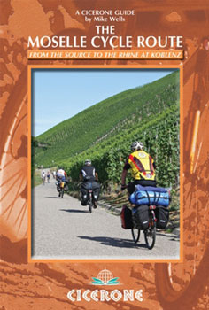 the moselle cycle route by mike wells
