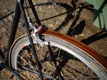 full wood fenders