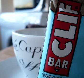 choc chip clif bar