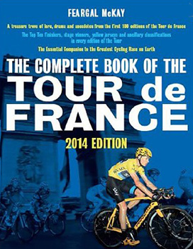 complete book of the tour de france