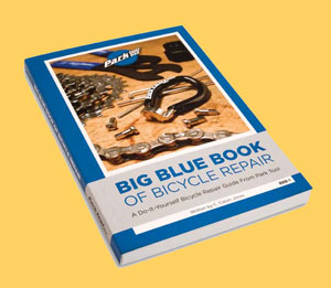 big blue book of bicycle repair