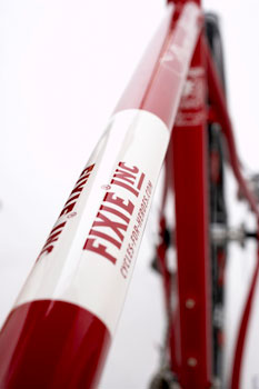 fixie inc. pure blood cross bike