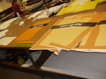 prendas molteni sublimation paper