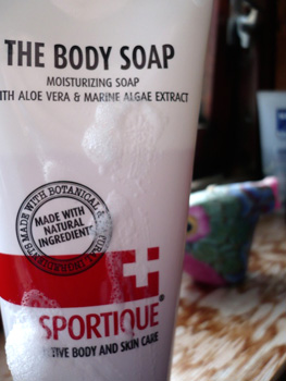 sportique body soap