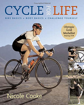 cycle for life - nicole cooke