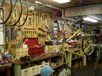 veloshop workshop