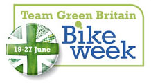team green bike week
