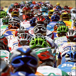 the real peloton