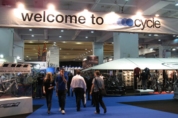 cycle show earls court