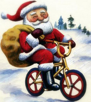 a bike for christmas