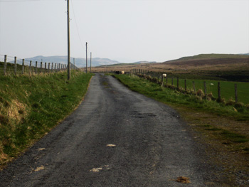 the glen road