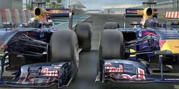 red bull formula one cars