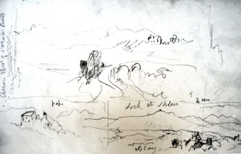 jmw turner sketches