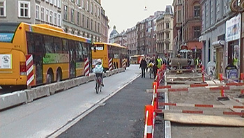 copenhagen cycling infrastructure