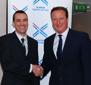 alastair redman and david cameron