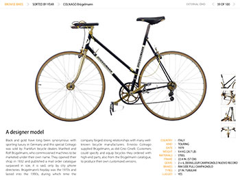 cyclepedia the app
