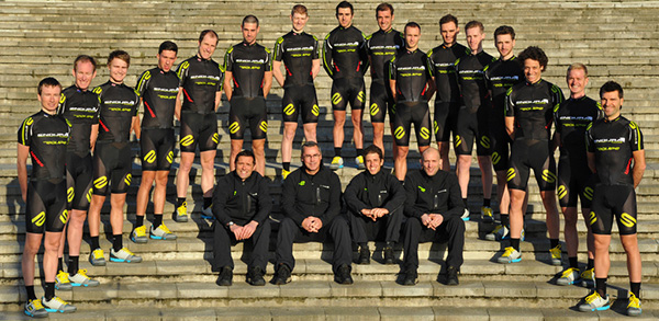 2012 endura racing team