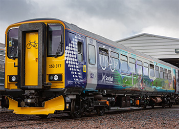 scotrail highland line carriage