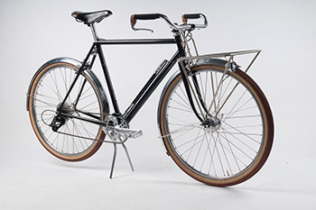 hufnagel porteur city bike