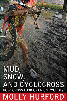 mud, snow and cyclocross cover