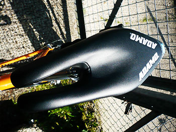 ism adamo attack saddle