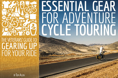 essential gear for adventure cycle touring
