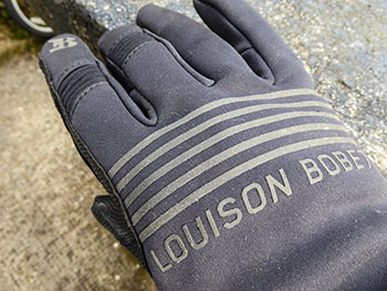 louison bobet softshell gloves