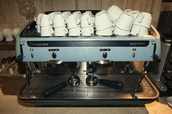 faema coffee machine