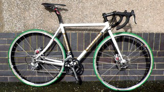 mondiale cyclocross bike