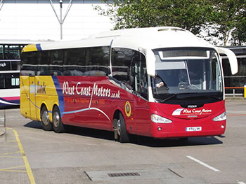 west coast motors, citylink coach