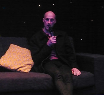 an evening with graeme obree
