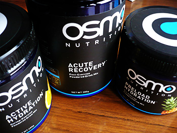 osmo hydration