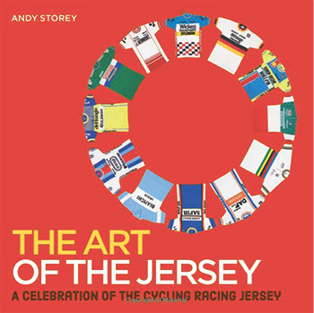 art of the cycle jersey: andy storey