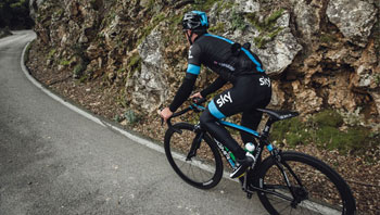 rapha team sky kit