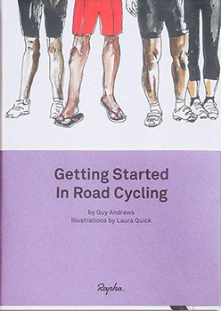 getting started in road cycling - guy andrews