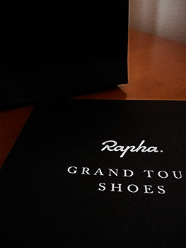 rapha grand tour packaging