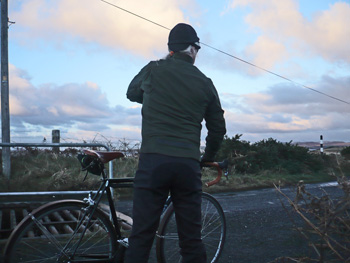 rapha softshell trousers