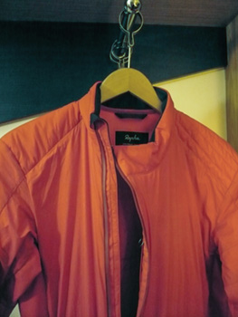 rapha transfer jacket