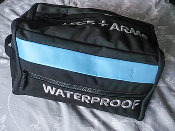 rapha team sky wet bag