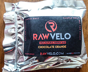 rawvelo chocolate orange