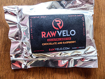 rawvelo chocolate & raspberry