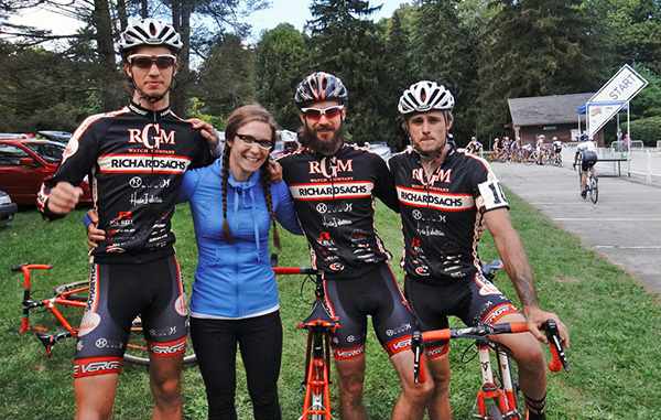 richard sachs cyclocross team