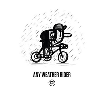 any weather cyclist - rich mitch