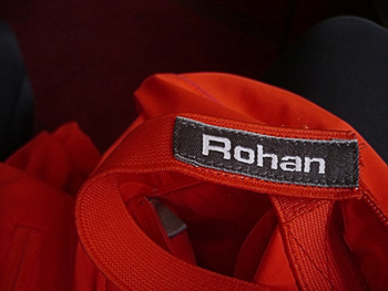 rohan rider clothing