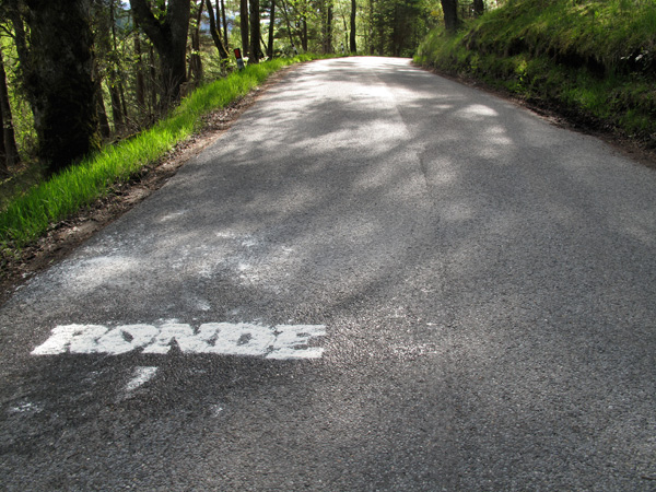 ronde road