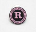 rouleur pin badge