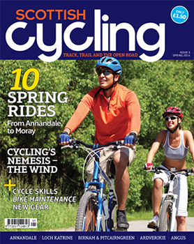 scottish cycling magazine